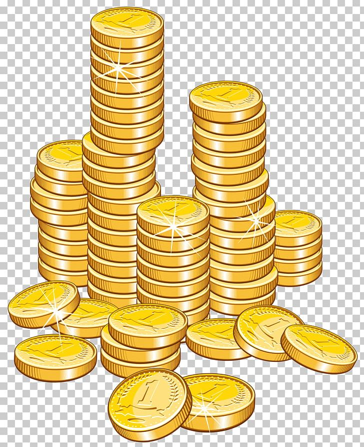 Coins clipart lot money. Coin png bank clip