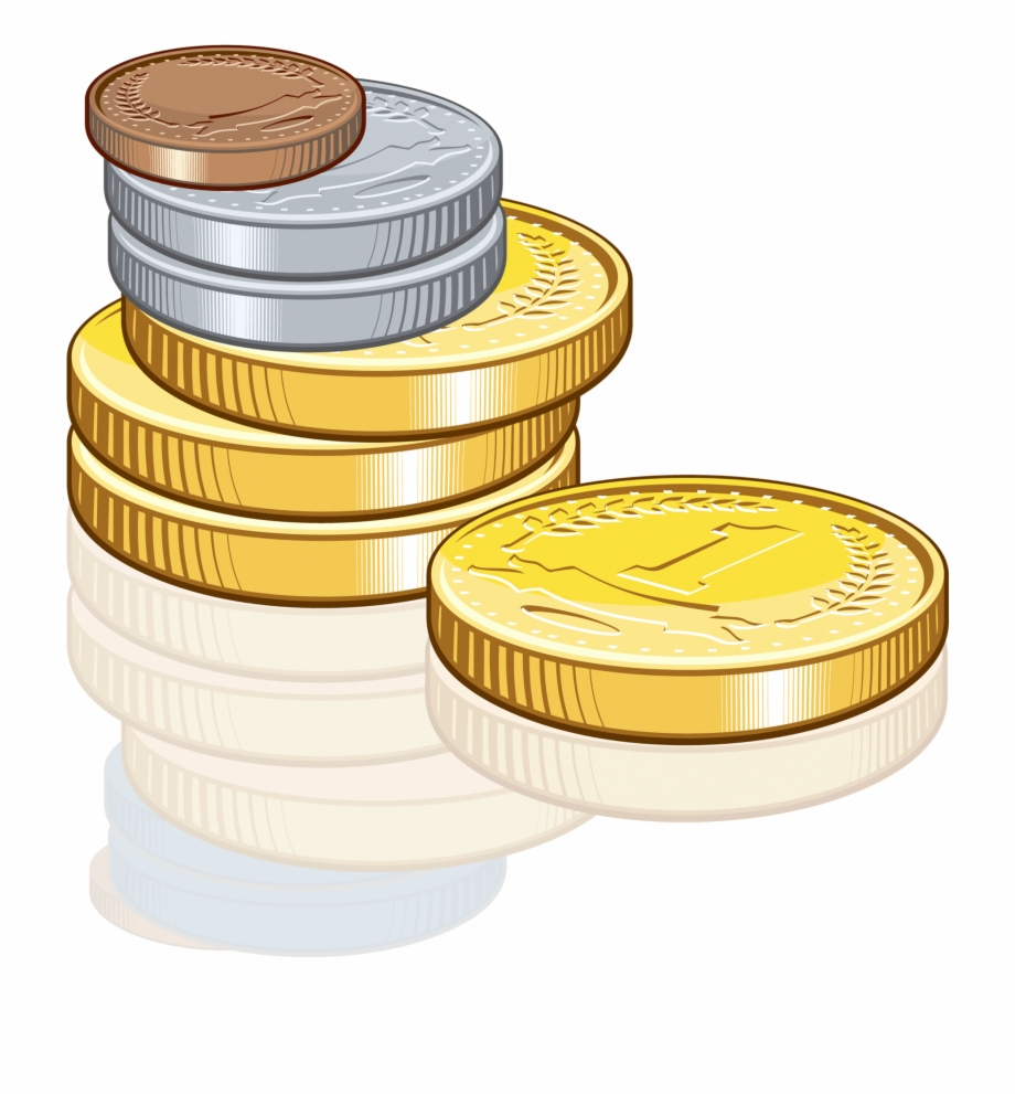 Png free for coins. Clipart money coin