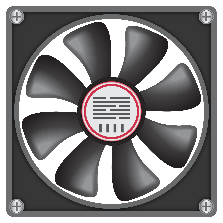 Big fan png best. Clipart money computer