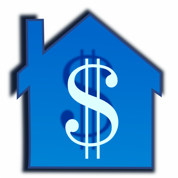 Home price clip art. Dollar clipart cost