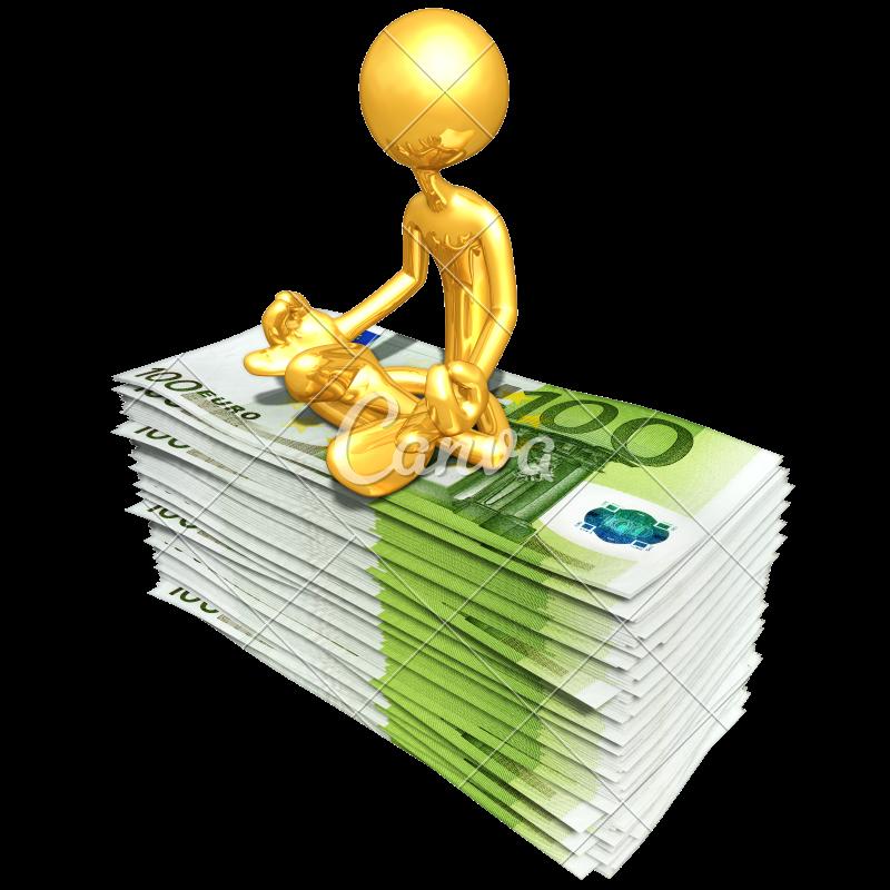 Guy with money photos. Dollar clipart earnings