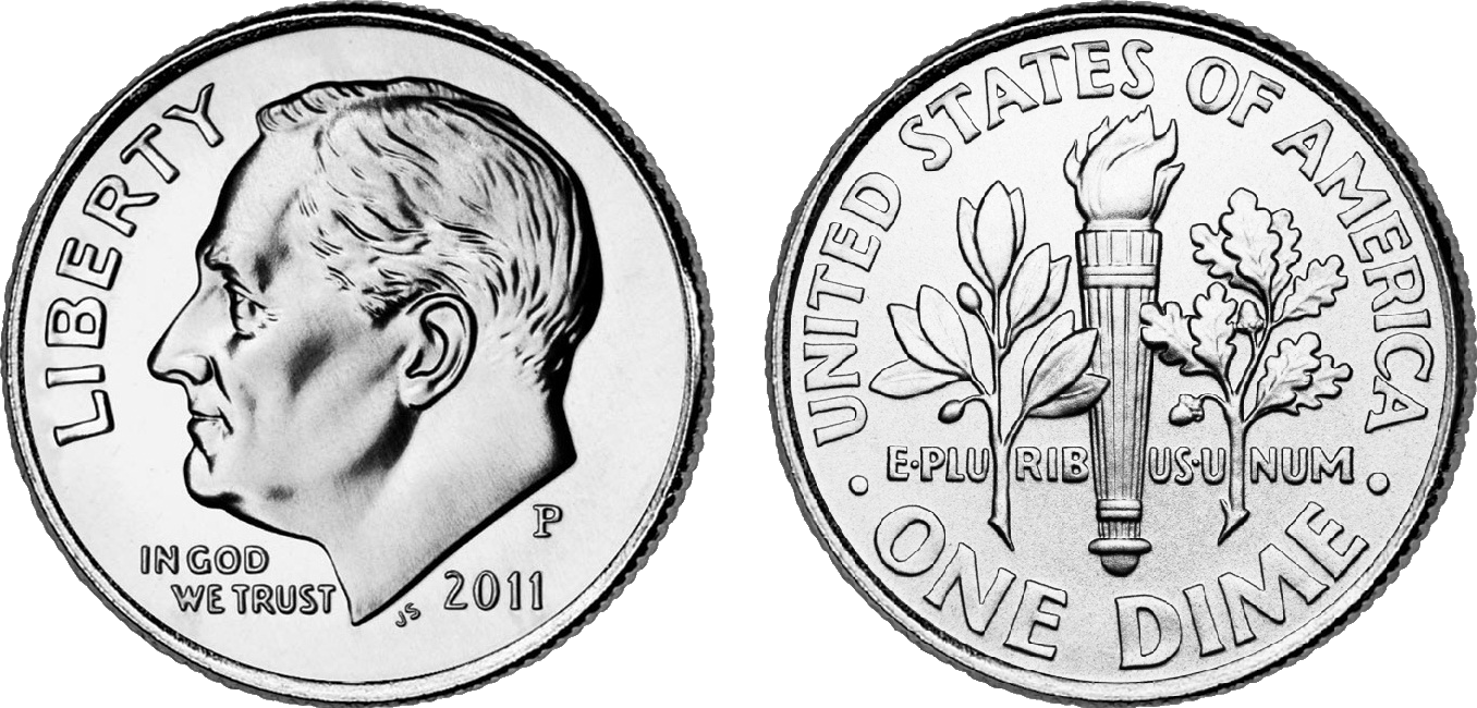 Image dime png wiki. Coin clipart currency us