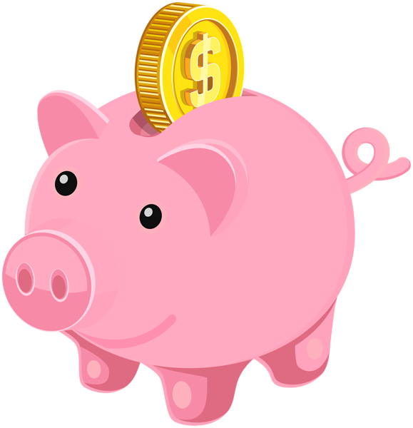 collection of piggy. Money clipart cute