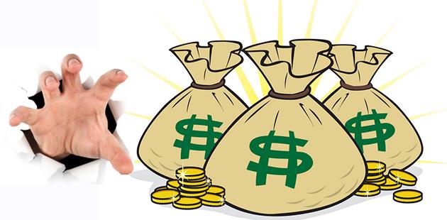Clipart money debt. Panda free images