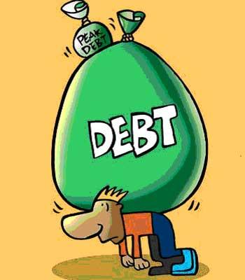 Clipart money debt. Free cliparts download clip