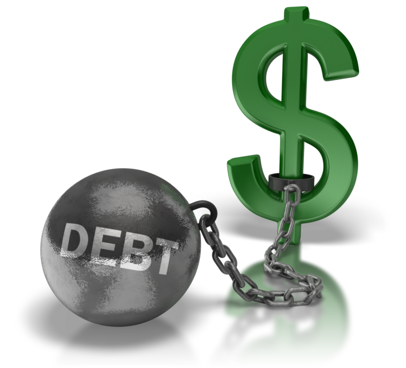 Clipart money debt. Build your credit mastery