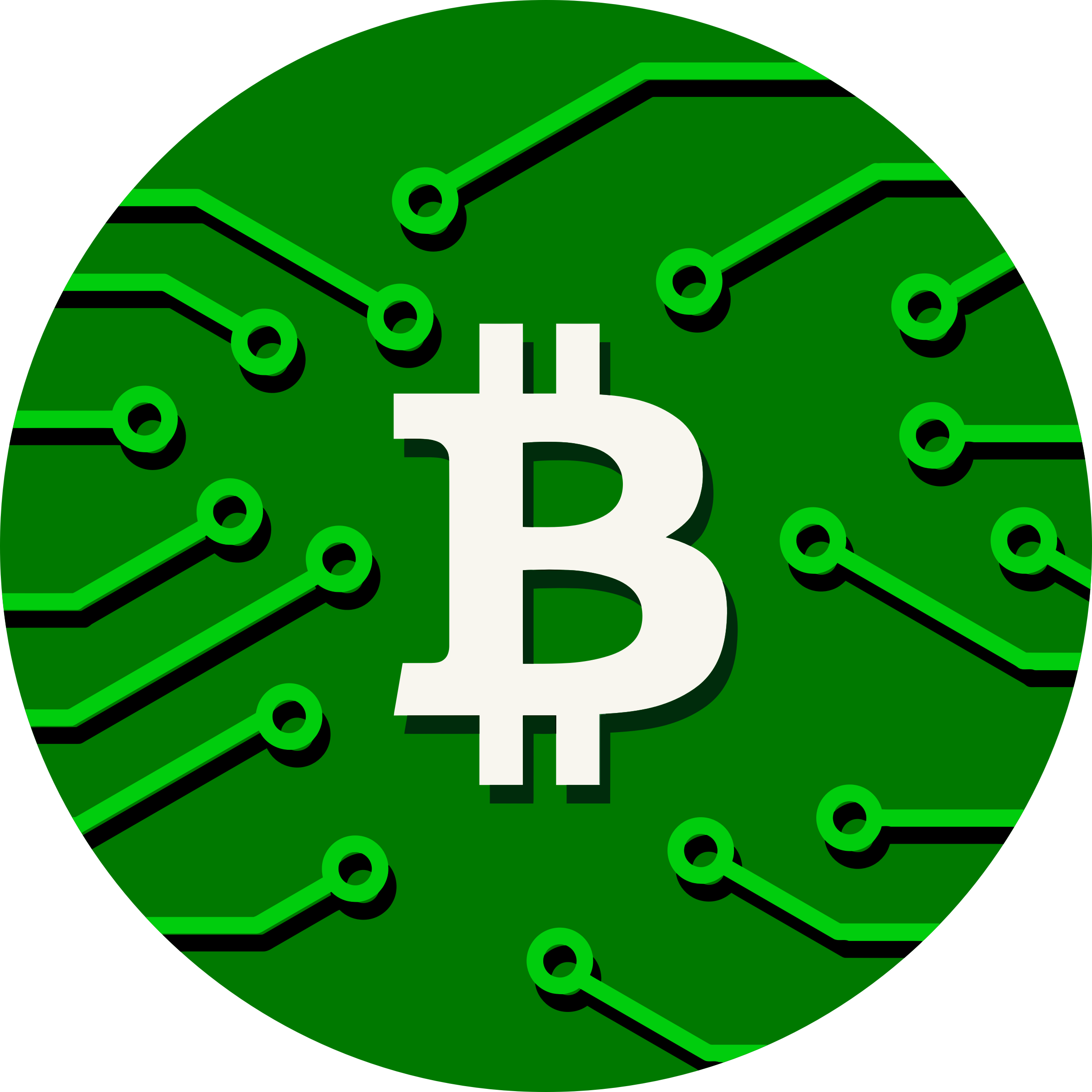 Bitcoin currency big image. Clocks clipart money