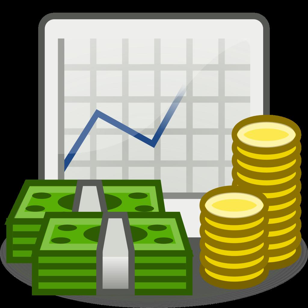 File gnucash logo svg. Money clipart economics