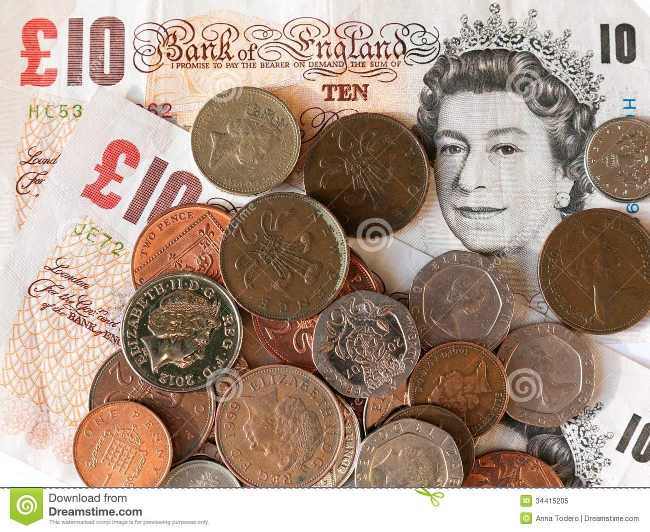 Station . Money clipart english