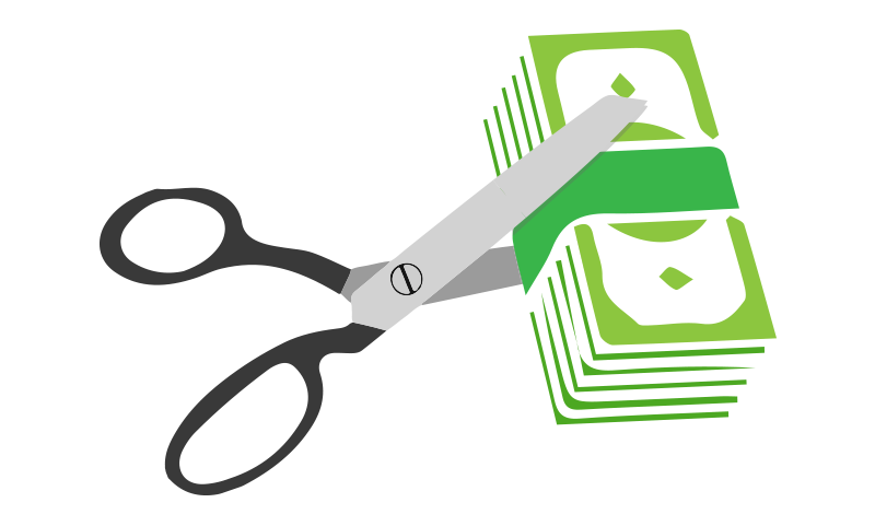Cutcost png in other. Words clipart money