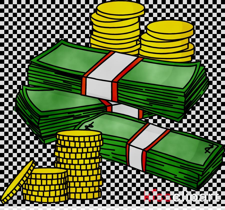 Background finance green . Clipart money finances