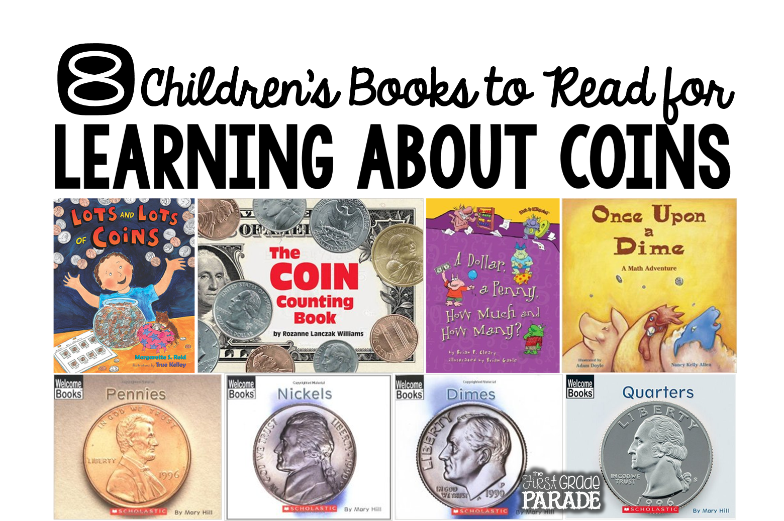 Money the first grade. Nickel clipart penny tail