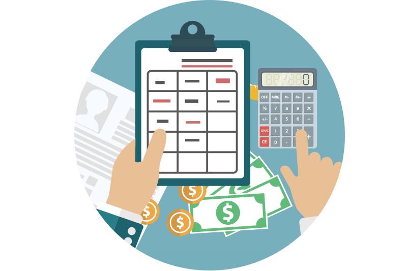 Collection of free earning. Finance clipart revenue