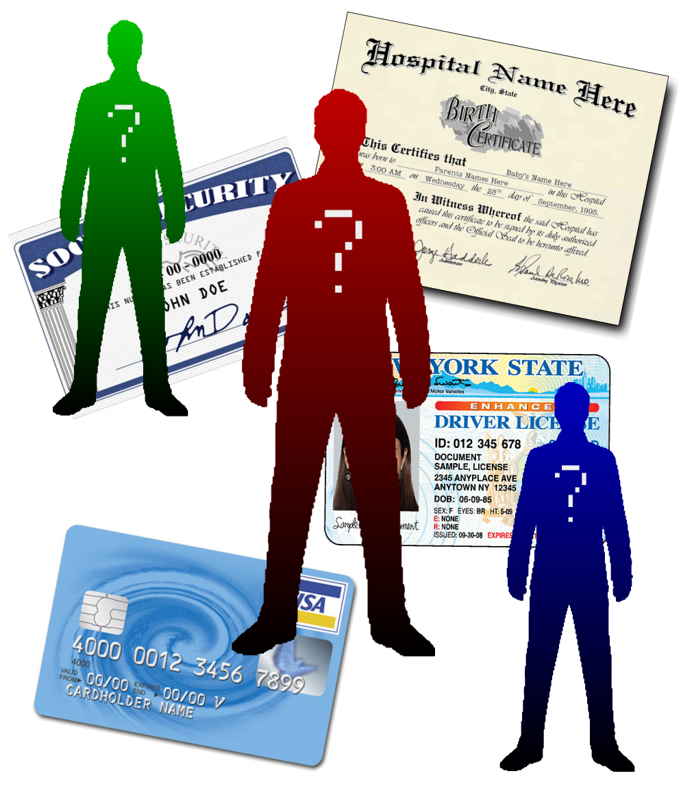 Hill clipart man. Counterfeit money detector and