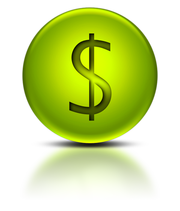 Environment clipart icon. Dollar symbol web icons