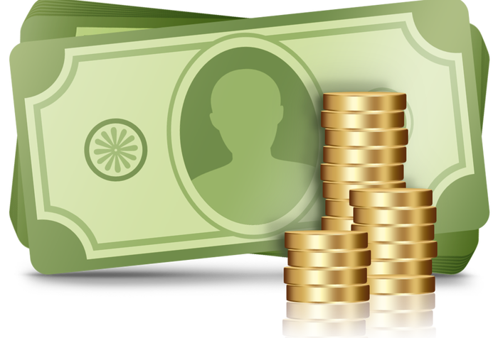 Clipart money income. Extra the dividend investor