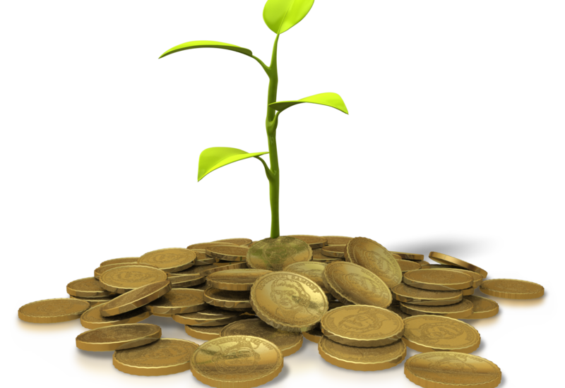 Clipart money investment. Start investing early to