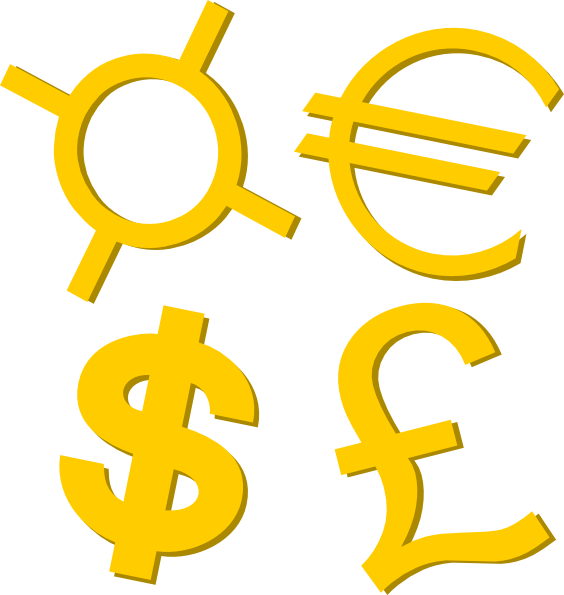 money clipart currency