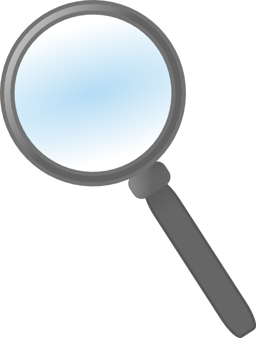 Clipart money magnifying glass. I royalty free public