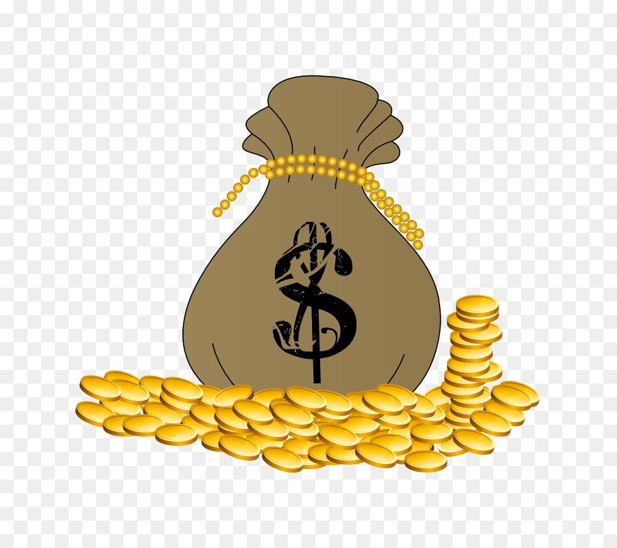 Coin transparent clip art. Clipart money money bag