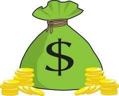 Pin by dawn curtis. Clipart money money bag