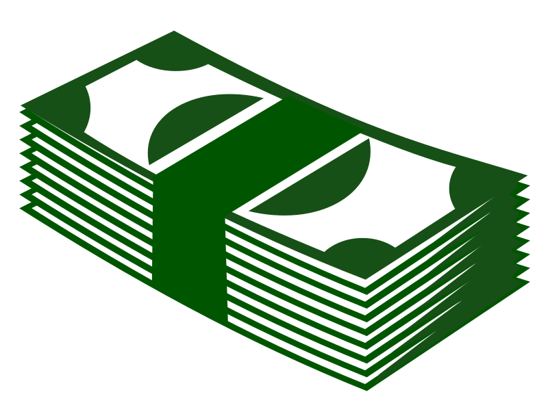 Clipart money paper money.  collection of high