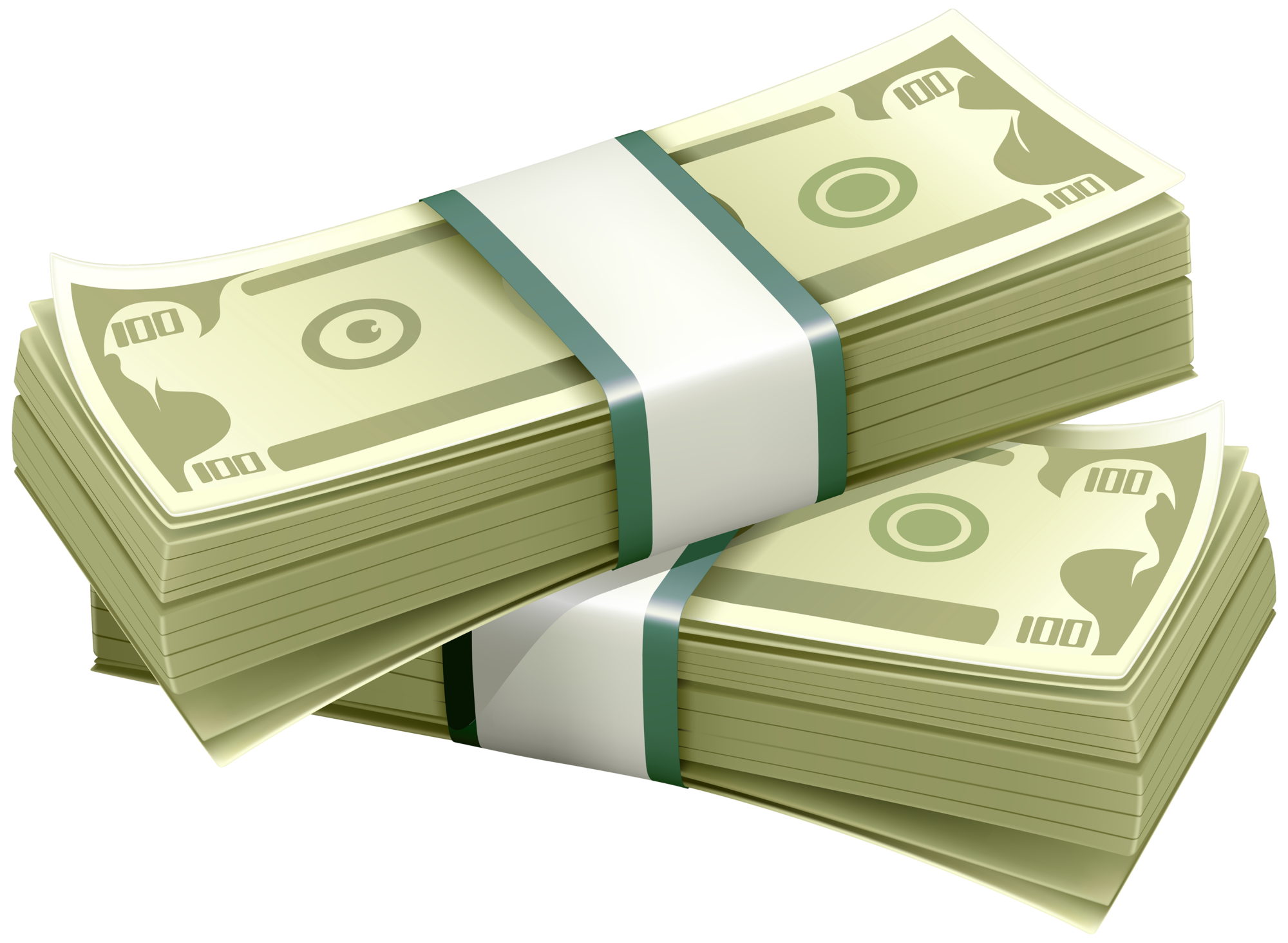 Wads of dollars png. Dollar clipart pound