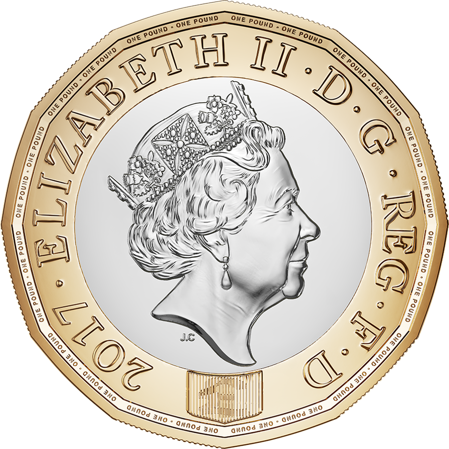 Clipart money pound. The new coin meet