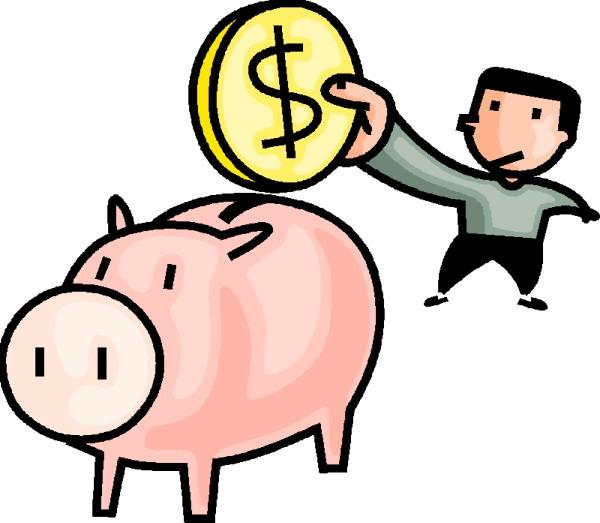 Financial clipart savings. Free saving cliparts download