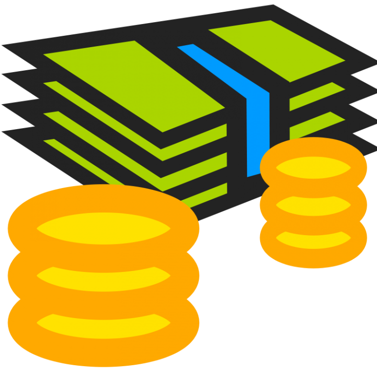 Money clipart png. Cartoon stack of free