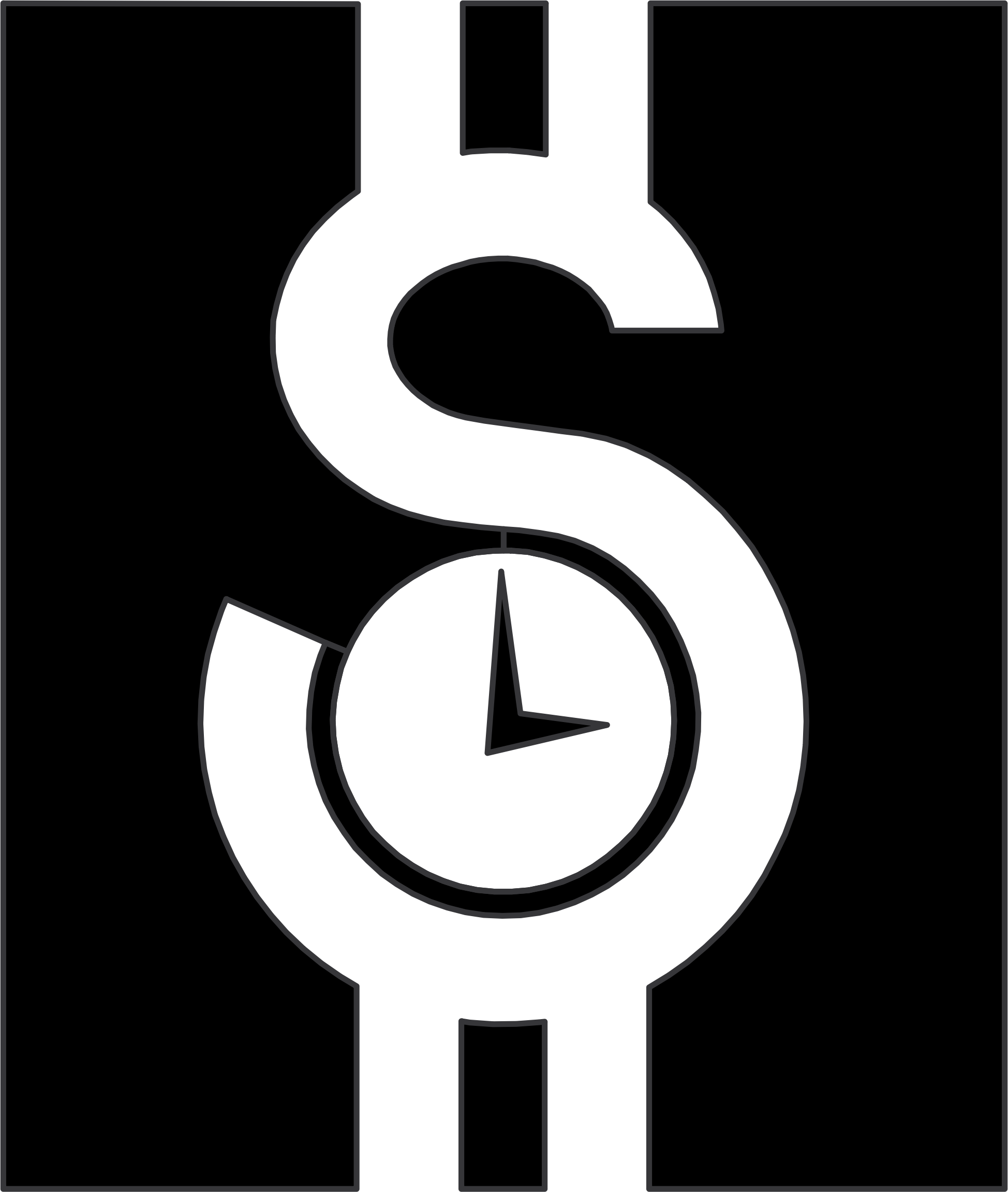Is big image png. Clipart money time