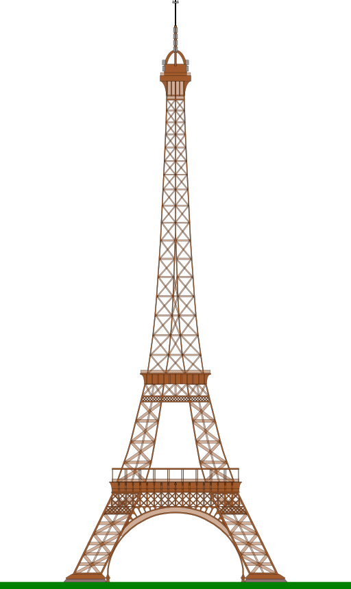 Eiffel paris i royalty. Tower clipart svg