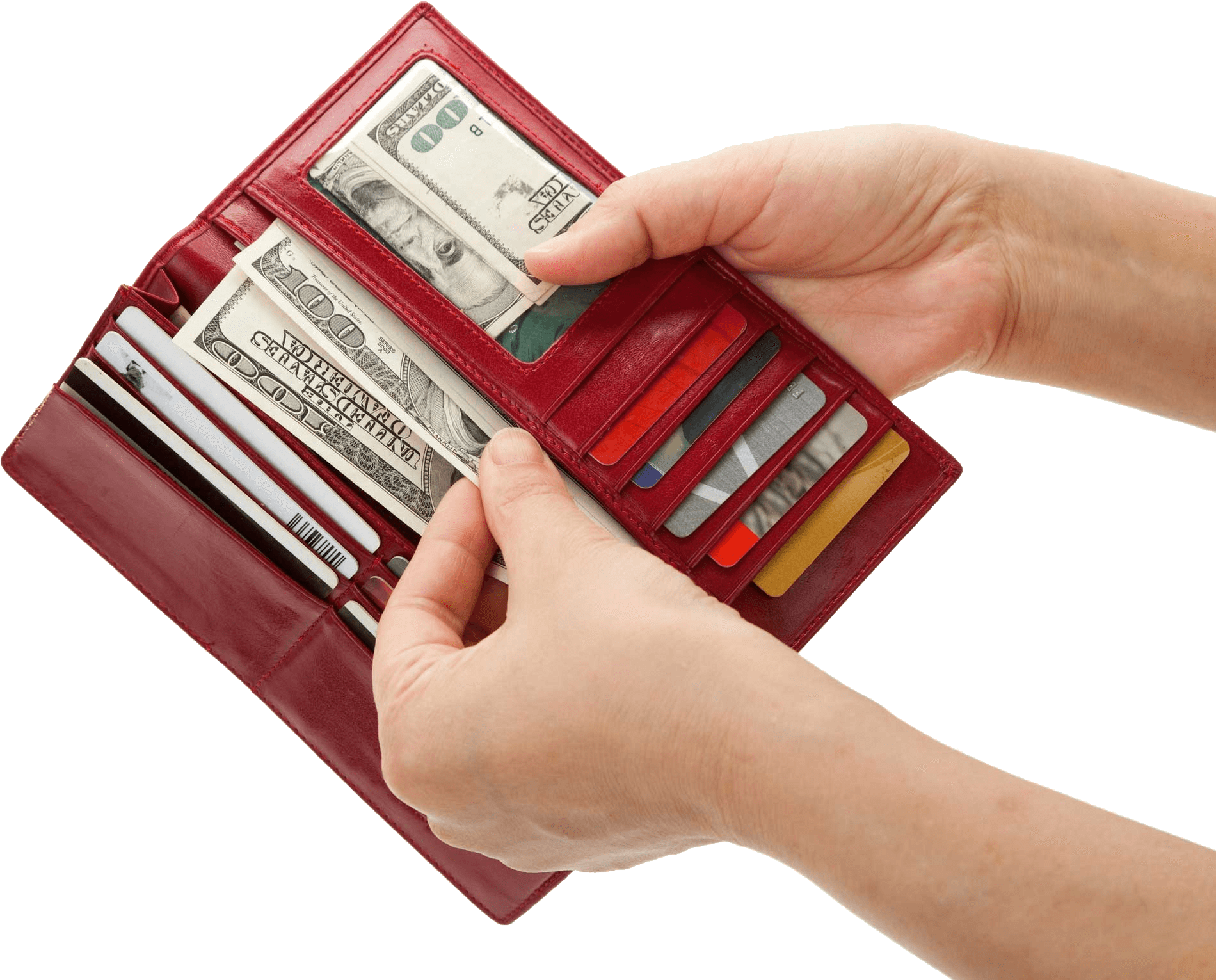 Wallet clipart dollar. Opening transparent png stickpng