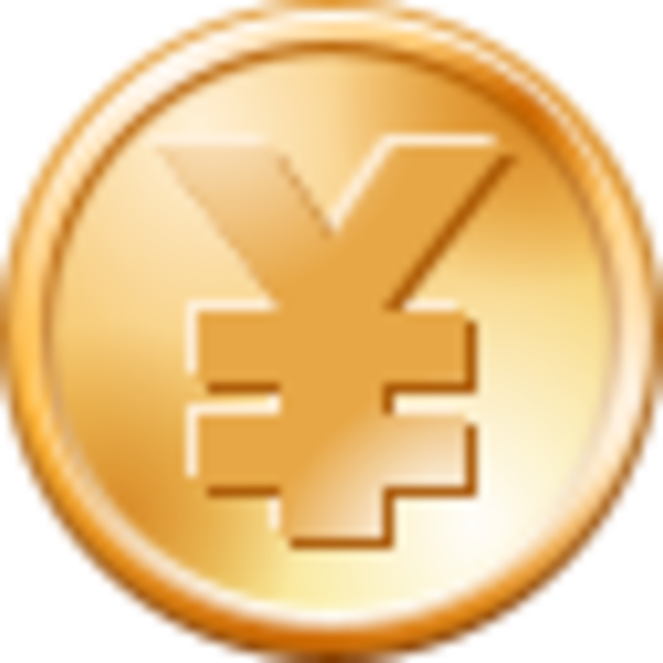 Dollars clipart yen. Coin free images at