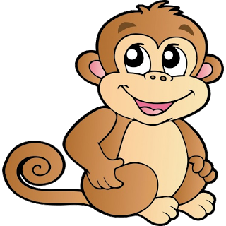 Monkeys clipart. Free monkey clip art