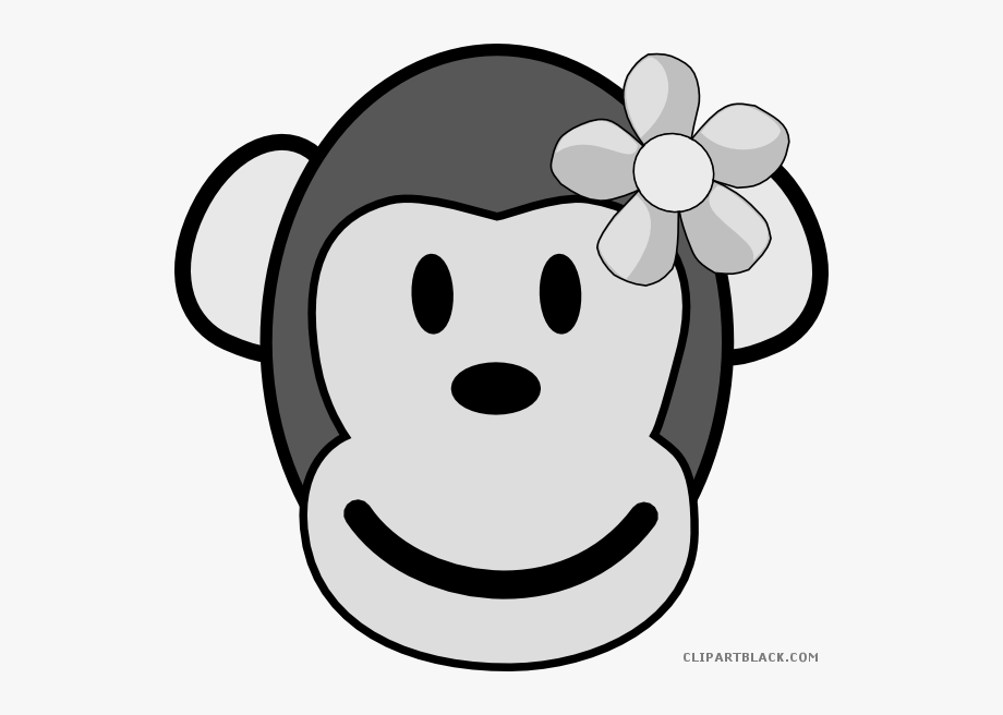 Hanging Monkey Cartoon Free PNG Image|Illustoon