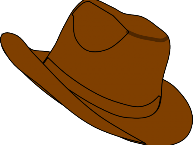 Picture of cowboy hat. Monkeys clipart cap