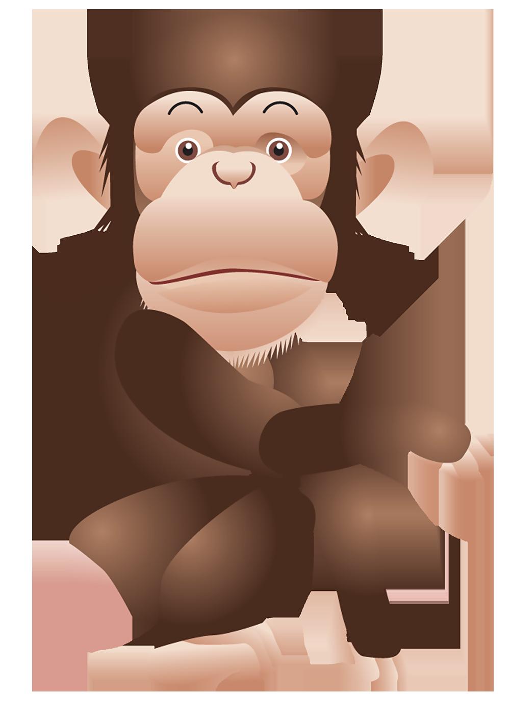Clipart monkey cheeky monkey. Png animal pinterest