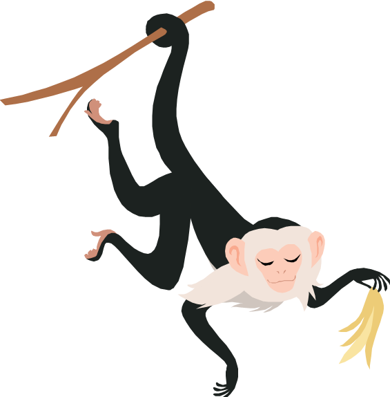 Mathwire problem solving working. Clipart monkey circus