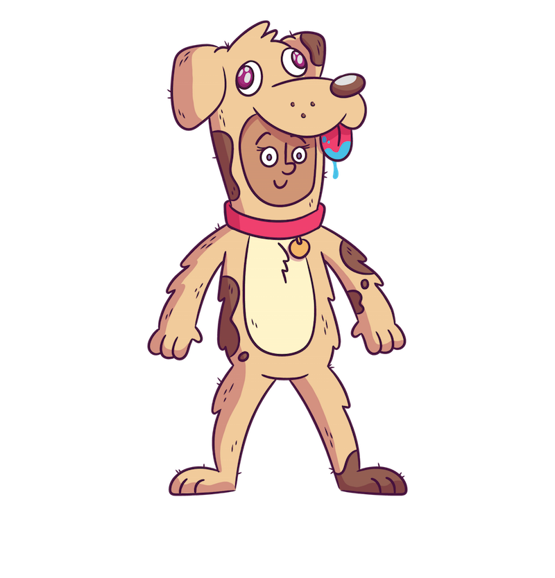 halloween costumes only. Costume clipart animal costume