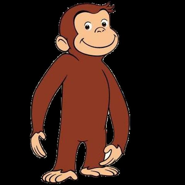 Monkey curious george