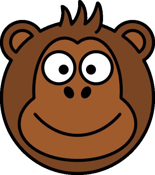 Hand clipart monkey. Cartoon clip art at