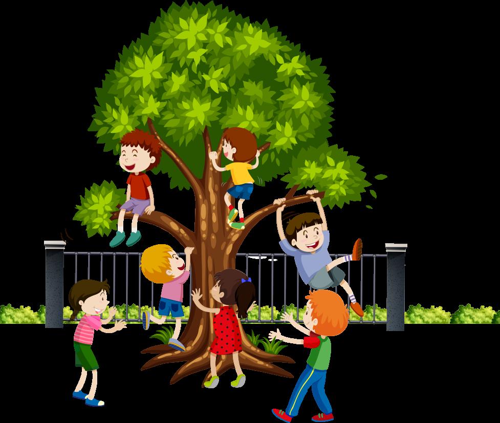 Tree climbing clip art. Monkey clipart climb