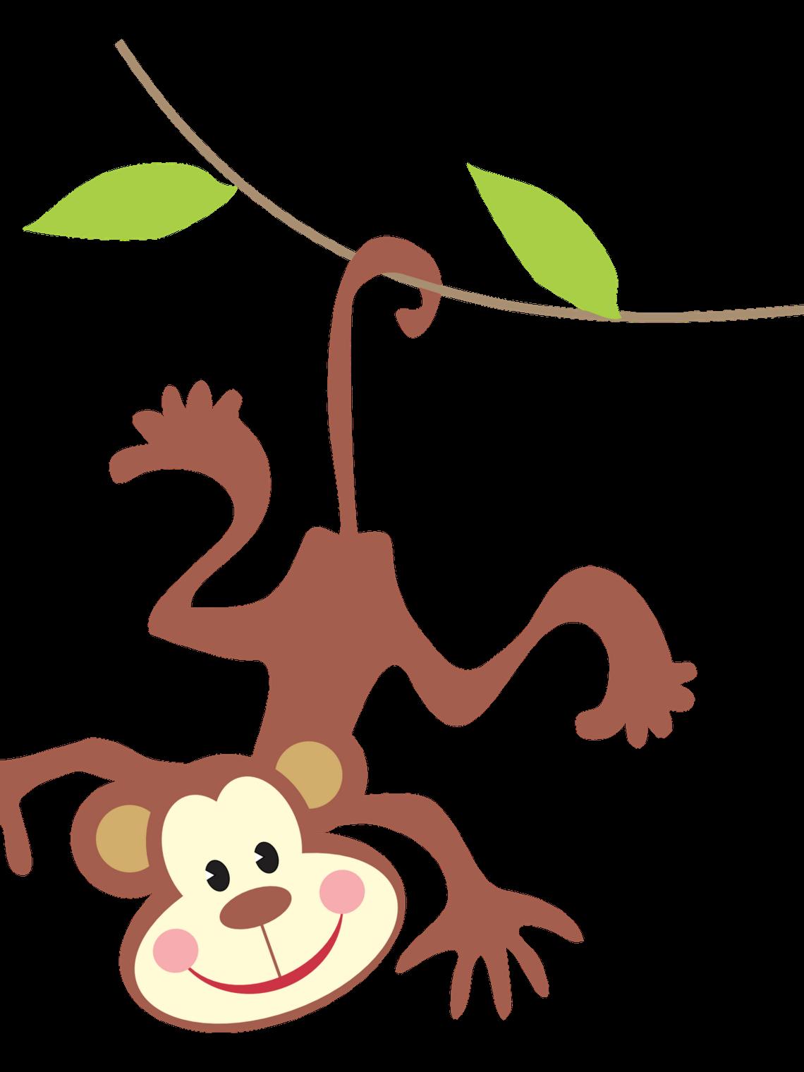 monkeys clipart safari animal