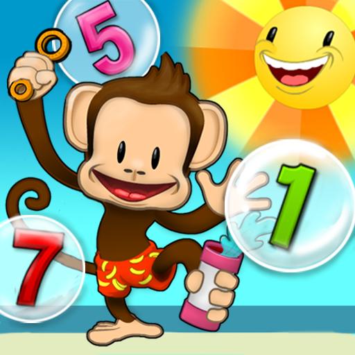 Clipart monkey math. Bridgingapps reviewed app school