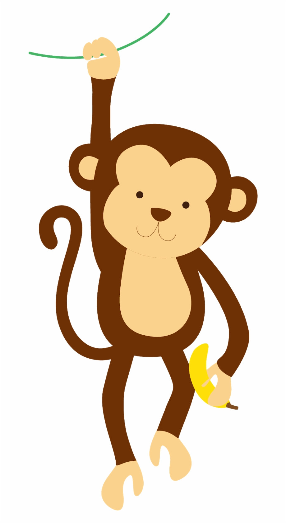Monkeys clipart chimpanzee. Cartoon clip art monkey