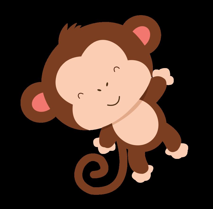 Clipart monkey safari animal. Pin by lili moran