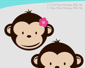 Monkeys clipart basic. Hanging monkey template panda