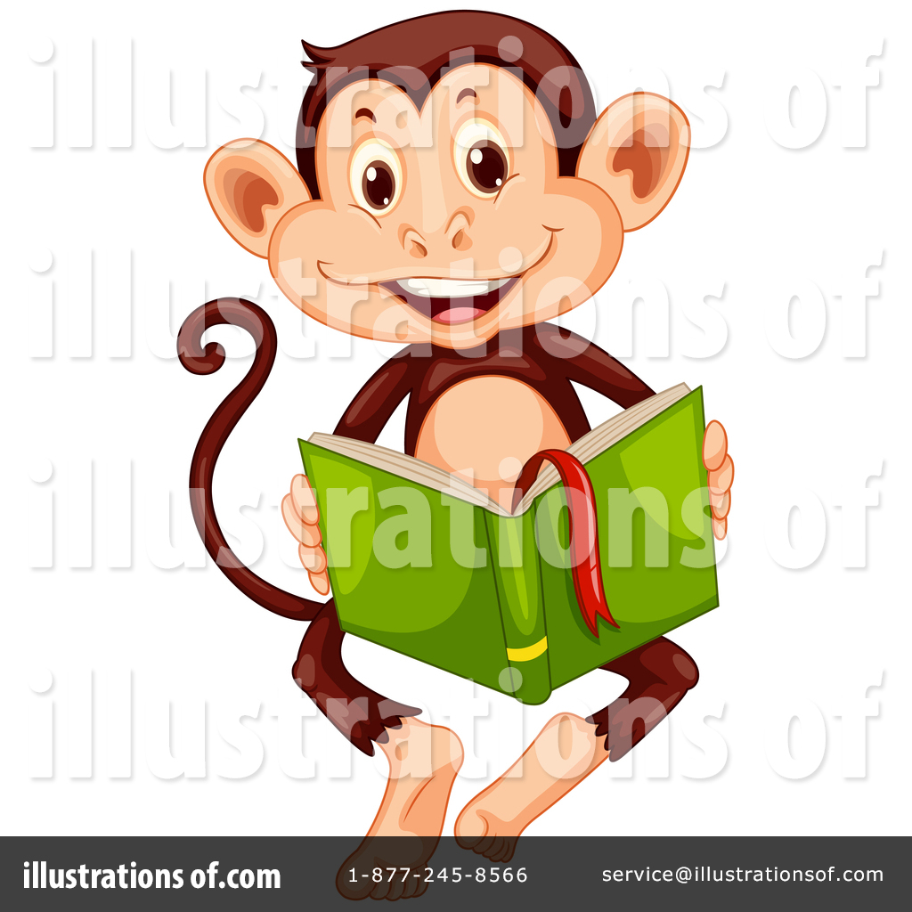Illustration by graphics rf. Clipart monkey thanksgiving