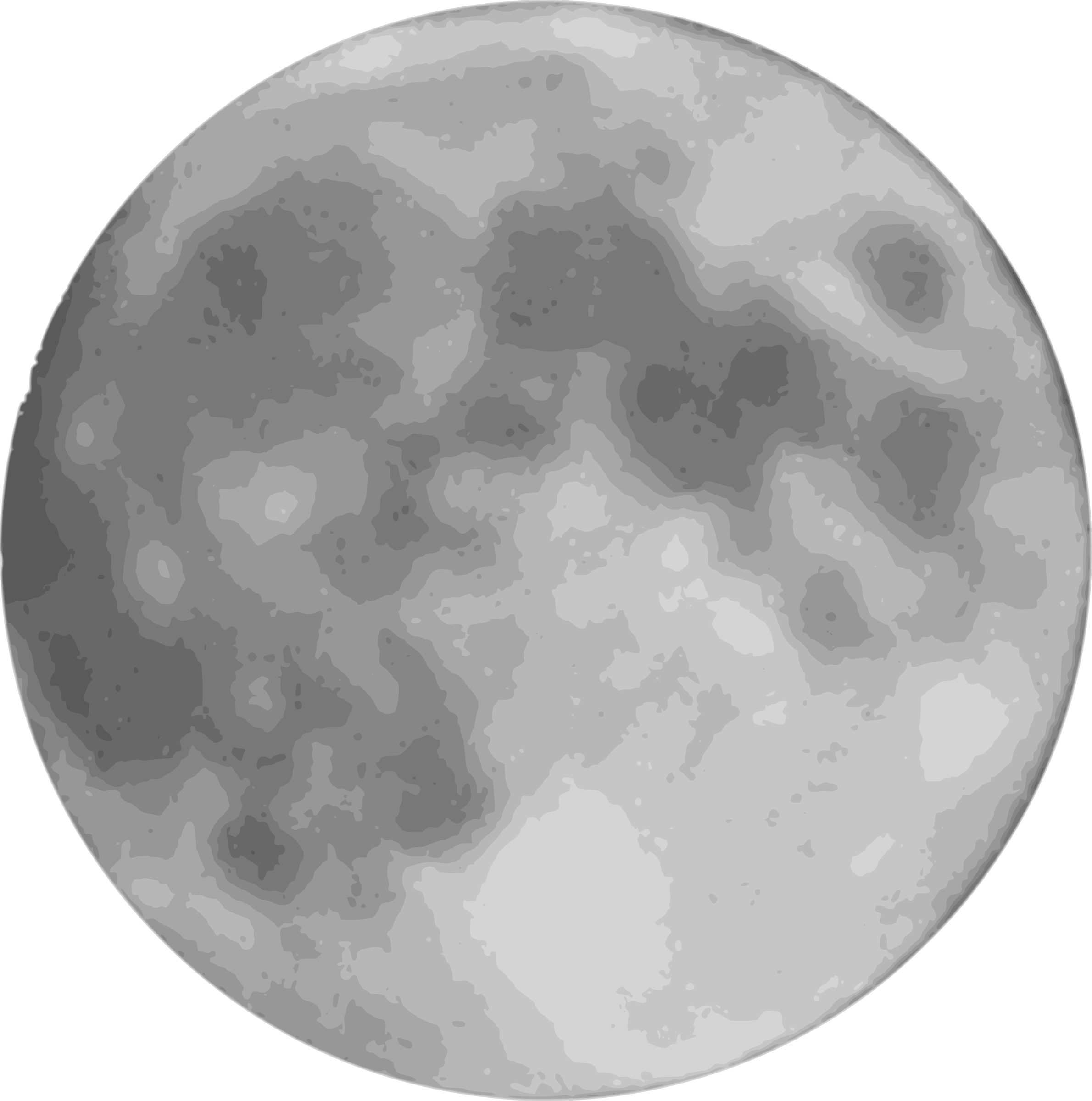 Full png transparent this. Clipart moon black and white